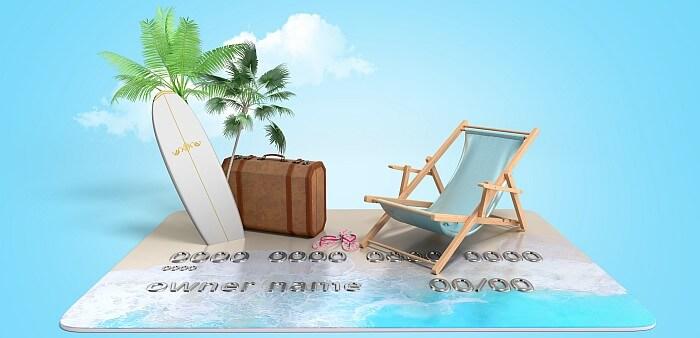 Kreditní karta a dovolená