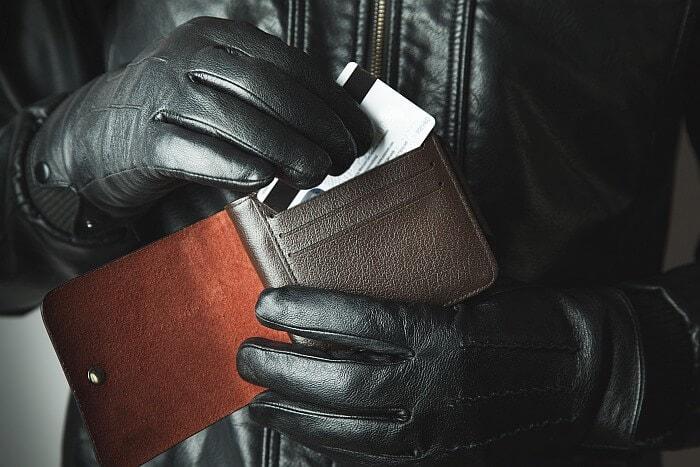 Krádež kreditní karty