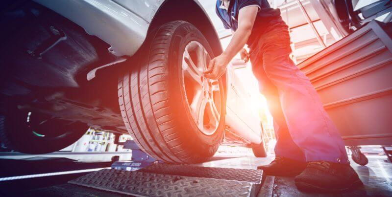Jak správně nahustit pneumatiky